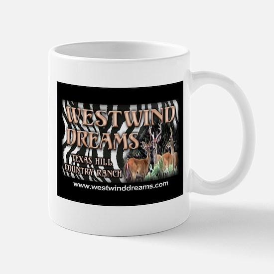 Unique Zebra dreams Mug