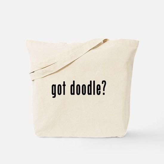 GOT DOODLE Tote Bag