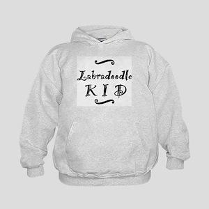 Labradoodle KID Kids Hoodie