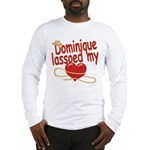 Dominique Lassoed My Heart Long Sleeve T-Shirt