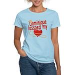 Dominique Lassoed My Heart Women's Light T-Shirt