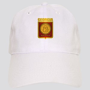 """Georgia Gold"" Cap"