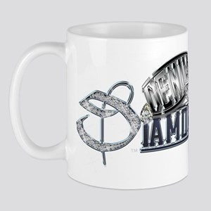 Denim & Diamonds Mug