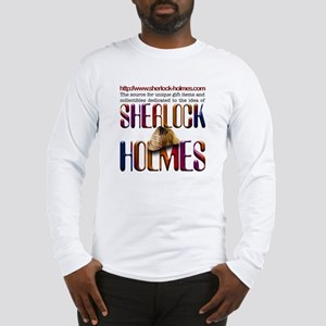sherlock.com Long Sleeve T-Shirt