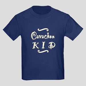 Cavachon KID Kids Dark T-Shirt