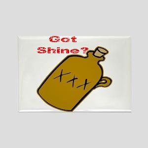 Got Shine? Rectangle Magnet