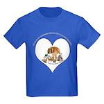 Humane Society Support Kids Dark T-Shirt