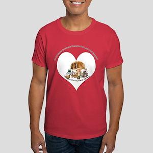 Humane Society Support Dark T-Shirt