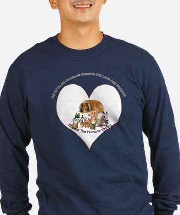 Humane Society Support T