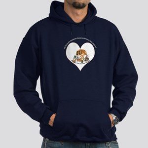 Humane Society Support Hoodie (dark)