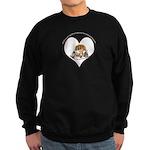 Humane Society Support Sweatshirt (dark)