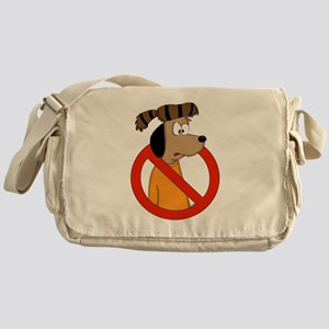 Anti-Volunteer Messenger Bag