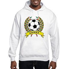 Soccer Ghana Hoodie