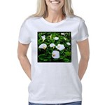 Field of Calla Lily Flower Women's Classic T-Shirt