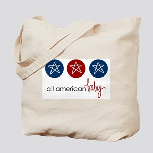 all american baby Tote Bag
