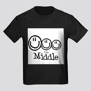 The Middle of Three T-Shirt