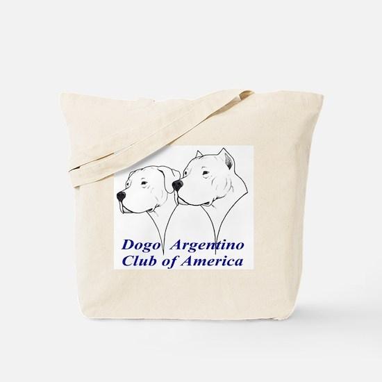 Dogo Tote Bag
