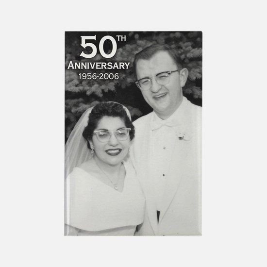 1958 - 50th Anniversary Magnet