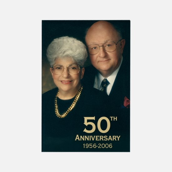 2006 - 50th Anniversary Magnet