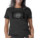 iPanicBlack Women's Classic T-Shirt