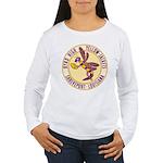 Byrd High Yellow Jackets Women's Long Sleeve T-Shi