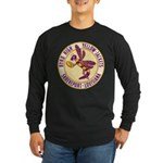 Byrd High Yellow Jackets Long Sleeve Dark T-Shirt