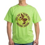 Byrd High Yellow Jackets Green T-Shirt