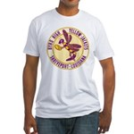 Byrd High Yellow Jackets Fitted T-Shirt