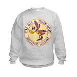 Byrd High Yellow Jackets Kids Sweatshirt