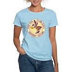 Byrd High Yellow Jackets Women's Light T-Shirt