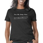 Strip Women's Classic T-Shirt