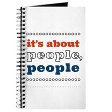 it's about people, people Journal