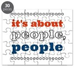 it's about people, people Puzzle