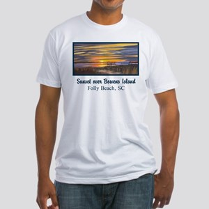 Bowens Island SC Tings Fitted T-Shirt