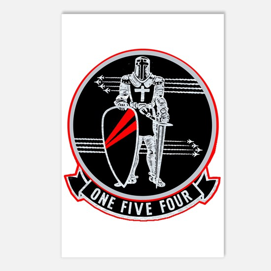 VF 154 Black Knights Postcards (Package of 8)