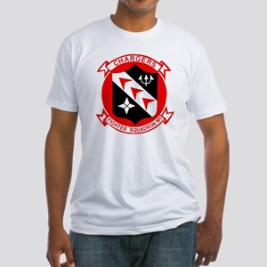 VF 161 Chargers Fitted T-Shirt