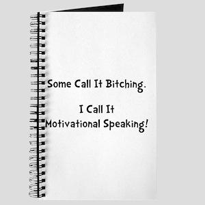 Motivational Bitch Journal