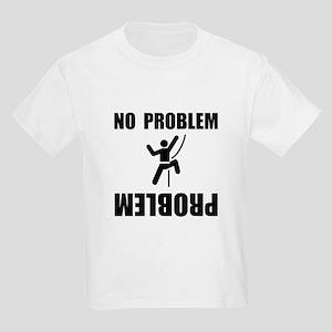 Climbing Problem Kids Light T-Shirt