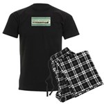 Irish Pride Men's Dark Pajamas