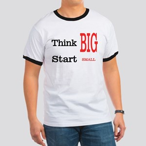 Think Big Ringer T