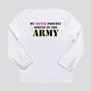 ARMY All Long Sleeve Infant T-Shirt