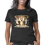 corgi-potatochips Women's Classic T-Shirt