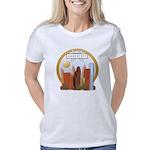 AMBERFEST Skyline Women's Classic T-Shirt