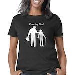 fencingdadtrans Women's Classic T-Shirt