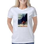 Monaco Grand Prix Auto Pri Women's Classic T-Shirt