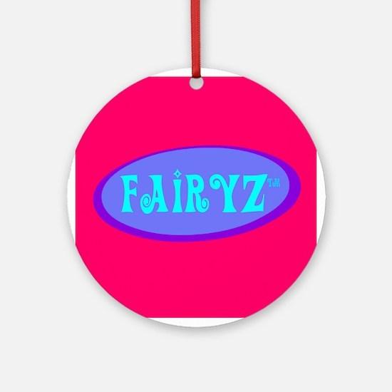 Fairyz&#8482 Ornament (Round)