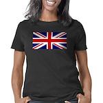 union.jack.shirt Women's Classic T-Shirt