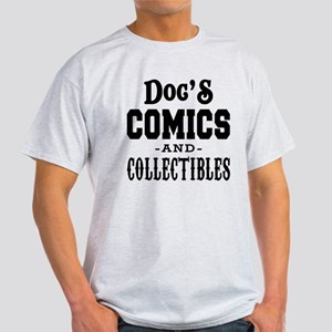 Doc's Comics and Collectibles Light T-Shirt