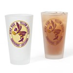 Byrd High Yellow Jackets Drinking Glass