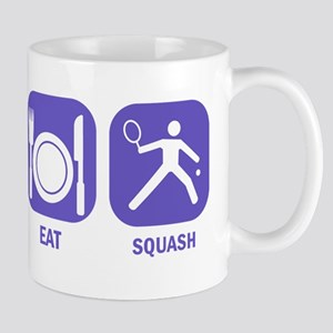Sleep Eat Squash Mug
